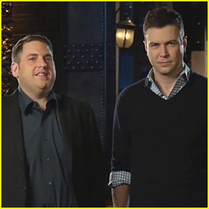 Jonah Hill: 'Saturday Night Live' Promo Video - Watch Now!