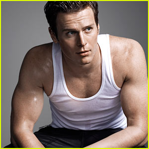 Jonathan Groff Bares Muscles for 'Out' Magazine