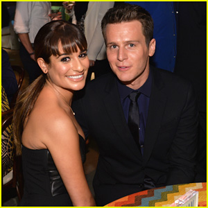 Jonathan Groff & Lea Michele: 'Looking' Hollywood Premiere!
