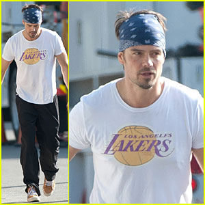 Josh Duhamel: Matthew McConaughey Killed It in 'Dallas Buyers Club'!