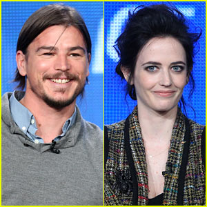 Josh Hartnett & Eva Green: 'Penny Dreadful' Teaser - Watch Now!