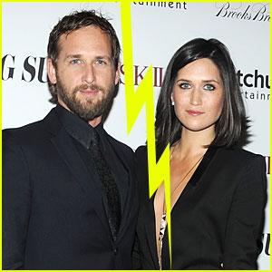 Josh Lucas & Jessica Ciencin Henriquez Split After Two Years of Marriage