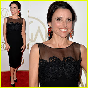 Julia Louis-Dreyfus - Producers Guild Awards 2014