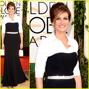 Julia Roberts - Golden Globes 2014 Red Carpet