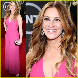 Julia Roberts - SAG Awards 2014 Red Carpet
