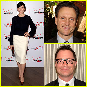 Julianna Margulies & Tony Goldwyn - AFI Awards 2014