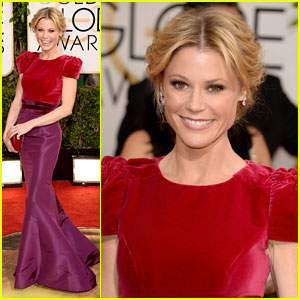 Julie Bowen - Golden Globes 2014 Red Carpet