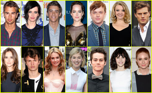 Just Jared's 14 Actors to Watch in 2014!