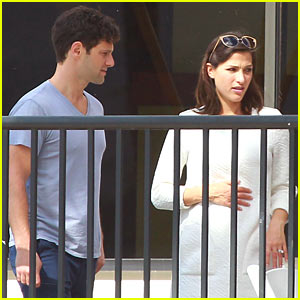 Justin Bartha's New Wife Lia Smith is Pregnant with First Child!
