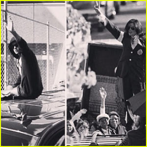 Justin Bieber Compares Himself to Michael Jackson After Arrest (PHOTO)