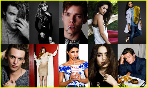 Just Jared Spotlight of the Week - Recapping 2013!