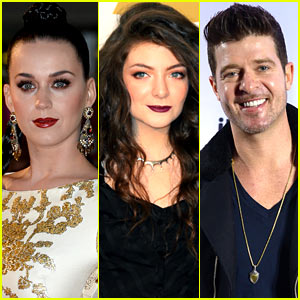Katy Perry & Lorde: Grammys 2014 Performers!
