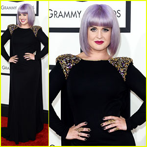 Kelly Osbourne - Grammys 2014 Red Carpet