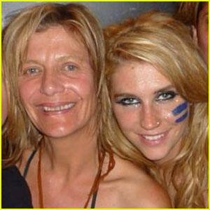 Ke$ha's Mom Pebe Sebert Checks Into Same Rehab Center