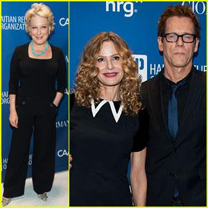 Kevin Bacon & Kyra Sedgwick - Help Haiti Home Gala 2014