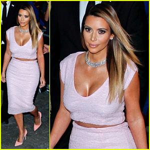 Kim Kardashian Not Getting Married at Palace of Versailles