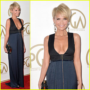Kristin Chenoweth - Producers Guild Awards 2014