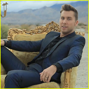 Lance Bass: 'Walking on Air' Music Video - Watch Now!