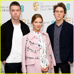 Lea Seydoux & Will Poulter: BAFTA Rising Star Nominees 2014!