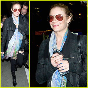 LeAnn Rimes: I Loved Flying Home with Hayden Panettiere!