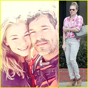 LeAnn Rimes: Perfect Day with Eddie Cibrian!