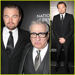 Leonardo DiCaprio - National Board of Review Awards Gala 2014