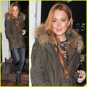 Lindsay Lohan: Modern Weekly Lifestyle in Shanghai!
