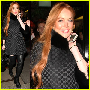 Lindsay Lohan's OWN Docu-Series Gets Sneak Peek at TCA!