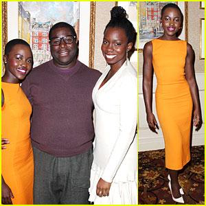 Lupita Nyong'o: '12 Years a Slave' NYC Luncheon!