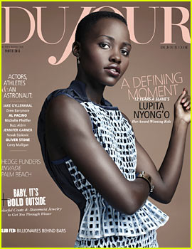 Lupita Nyong'o Had No Expectations of Landing '12 Years a Slave' Role