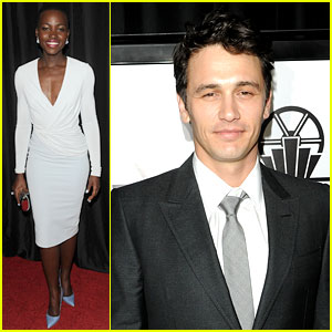 Lupita Nyong'o & James Franco: LAFCA Awards 2014!