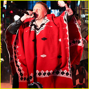 Macklemore & Ryan Lewis: New Year's Eve 2014 Performance - Watch Now!