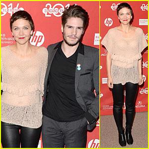 Maggie Gyllenhaal: 'Frank' Sundance Premiere!