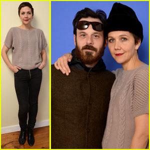 Maggie Gyllenhaal: 'Frank' Sundance 2014 Portraits!