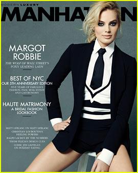 Margot Robbie: Working with Leonardo DiCaprio Was a Dream!