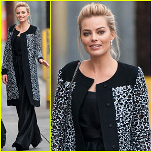 Margot Robbie Demonstrates Brooklyn Accent on 'Jimmy Kimmel'!