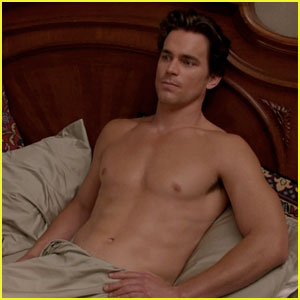 Matt Bomer: Shirtless Sexy in Recent 'White Collar' Episode!