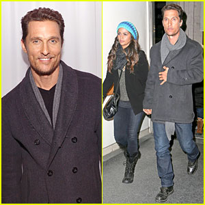 Matthew McConaughey: Jared Leto Relationship was Complex!