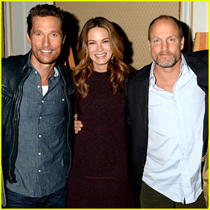 Matthew McConaughey: 'True Detective' TCA Winter Tour Panel!