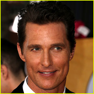 Matthew McConaughey WINS Best Actor at SAG Awards 2014!