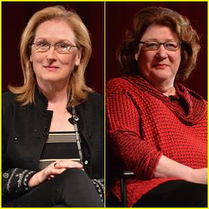 Meryl Streep: 'August: Osage County' L.A. Screening!