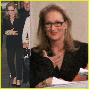 Meryl Streep Receives 18th Academy Award Nomination!