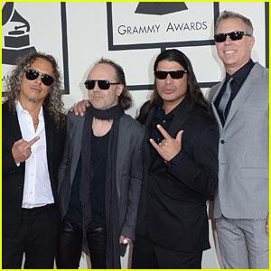 Metallica: 'One' with Lang Lang at Grammys 2014! (VIDEO)