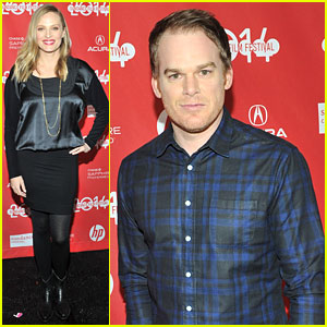 Michael C. Hall & Vinessa Shaw: 'Cold in July' at Sundance!