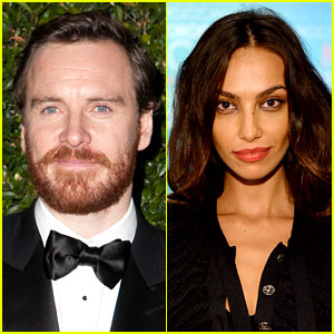 Michael Fassbender & Madalina Ghenea: New Couple Alert!