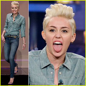 Miley Cyrus Gives Legal Advice to Justin Bieber - WATCH NOW!
