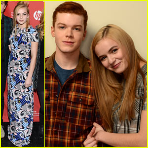 Morgan Saylor & Cameron Monaghan: 'Jamie Marks is Dead' Sundance Premiere!