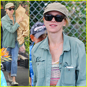 Naomi Watts: Farmer's Marker Shopper!