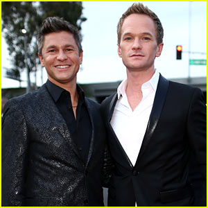 Neil Patrick Harris: Grammys 2014 with David Burtka