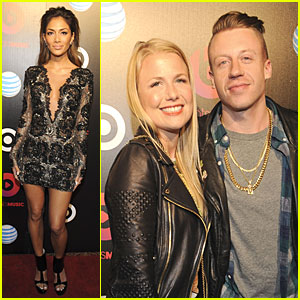 Nicole Scherzinger & Macklemore: Beats Music Launch Party!